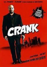 DVD - Crank  (Jason Statham) (NEU) / #9967