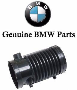 For BMW 530i 540i 740i Intake Boot-Air Mass Sensor to Throttle Housing Tube