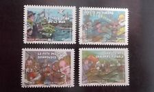 COLLECTION COMPLETE FETE ET TRADITIONDE NOS REGIONS – REGION OUEST - 4 TIMBRES F