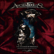 ANCIENT BARDS - The Alliance Of The Kings CD 2010 Rhapsody Epica Amberian Dawn