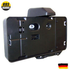 Kennzeichenhalter, hinten, Schwarz Jeep JK Wrangler 2007+, 68064720AA