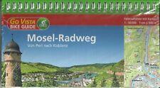 RADFÜHRER MOSEL-RADWEG Von Perl nach Koblenz MIT KARTEN 1 : 50000 NEU Ausg 2018