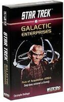 STAR TREK GALACTIC ENTERPRISES CARD GAME BRAND NEW & SEALED