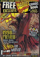 Wizard Entertainment Wizard Magazine #77AP 1998 co.1131