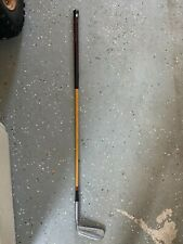 Faux Wood Coated Shaft Golf Club Harry Cooper Par-Play Iron Collectable Golfing