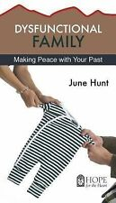DYSFUNCTIONAL FAMILIES MINIBOOK - HUNT, JUNE - NEW BOOK