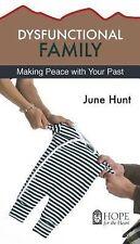 DYSFUNCTIONAL FAMILIES MINIBOOK - HUNT, JUNE - NEW BOOK