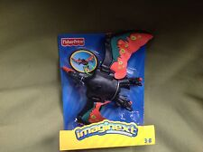 Fisher Price Imaginext PTERANODON DINOSAURE très RARE SEALED IN BOX m1805 2007