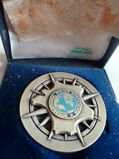 IPA INTERNATIONAL POLICE ASSOCIATION PARIS MEDAILLE FRANCE 1953-1978 COLLECTOR