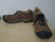 KEEN Mens Targhee Ii Cascade Brown/Brown Sugar Hiking Shoes Size 13 (784288)