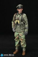 "1/6 12"" WWII German DID D80118 Rainer Panzer Division Rainer Officer In Stock"