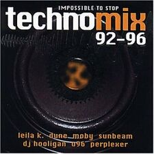 Technomix 92-96 (by SWG) Jens, Rmb, Scooter, Moby, Dune, Faithless, Grid,.. [CD]