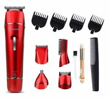 Mens Grooming Kit Hair Clippers Electric Cordless Hair Ear Beard Shaver Trimmer