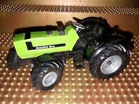 SIKU Spielzeug Trecker Traktor Deutz Farmer 2850 Fahr AgroStar 6.61 1:32 Mängel
