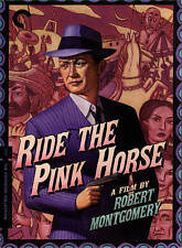 Ride the Pink Horse (DVD, 2015, Criterion Collection)