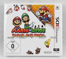 Mario & Luigi: Paper Jam Bros. [3DS]