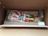 Vintage Estes Super Big Bertha Model Rocket Kit With Port a Pad New