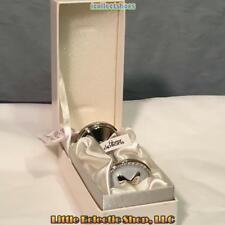 Silver Options 4011806 BLUE LITTLE STAR KEEPSAKE RATTLE, Zinc Alloy, Gift Boxed