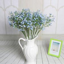 Fancy Artificial Fake Silk Flowers Gypsophila Home Party Wedding Bouquet Decor