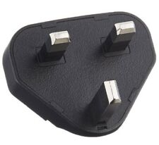 NEW - Blackberry UK International Adapter Clip Plug for Blackberry AC Chargers