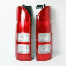05+ Fit Toyota Hiace Commuter Van Commuter Bus Lwb Slwb Tail Lamp Light Pair