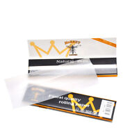 5 Packs HORNET King Size Natural Gum Slim Cigarette Tobacco Rolling Papers White