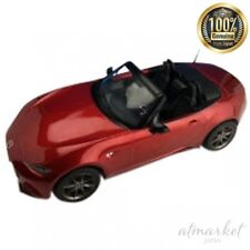 First18 Mini Car F18017 Mazda NEW Roadster Soul Red Premium Metallic 1/18 JAPAN