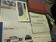 2006 VOLVO S60R S 60 R OWNERS MANUAL OWNER'S SET TYPE R