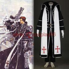 anime Trinity Blood Tres Iqus cosplay costume any size custom 6 pcs