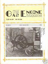 Steiner Long Life Engine, Lawter Motor Plow, Van Duzen tractor picture, Wiscona