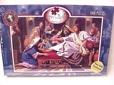 "Puzzle Jigsaw 1000 piece ""To Whom He Forgave Most"" Family style Serpendipity"