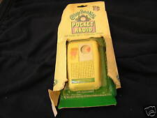 Cabbage Patch Kids Pocket Radio 1983