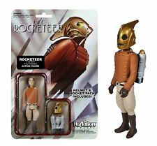 The Rocketeer ReAction 3 3/4-Inch Retro Action Figure Funko