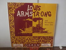 "louis armstrong and his hot five ""1926""-lp10""or.fr.odeon:os1036.biem de 1952"