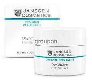 Janssen Day Vitalizer Dry Skin 1.7oz / 50ml