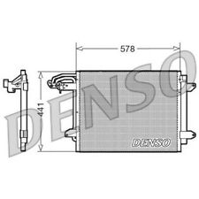 Denso Kondensator, Klimaanlage VW Caddy Iii,Golf Plus,Touran DCN32030