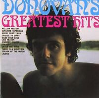 Donovan's Greatest hits (11 tracks, 1969) [CD]
