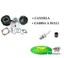 GRUPPO TERMICO DR KT00011 D.47 3 TRAV. PER Vespa N 50 2T 89 90+GABBIA+CANDELA