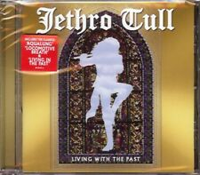 Jethro Tull - Living With The Past - Live CD - U.S.A. Release. New and Sealed.