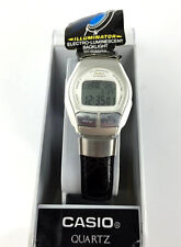 VINTAGE CASIO ILLUMINATOR TIMER ALARM LED OROLOGIO WATCH BLACKLIGHT VINTAGE LADY