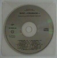 B.O.F. CHAMANE : JEAN PIERRE DROUET (15 TITRES) ♦ CD ALBUM PROMO ♦