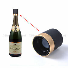 Reusable Seal Plug Gold Vacuum Sealed Champagne Wine Bottle Stopper Cap Corks