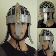 XMAS 18GA Medieval Larp Viking Vendel The Ultuna Helmet
