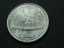 INDIA  50 Paise  2002 H  UNC , COMBINED SHIPPING