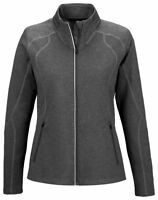 North End Women's Casual Performance Long Sleeve Polyester Fleece Jacket. 78174