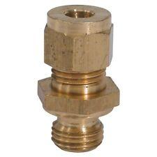 Wade cuivre 1/2 UNF (M) -1cmtube 1.3cm Compression FIXATION POUR 1cm OD Tube