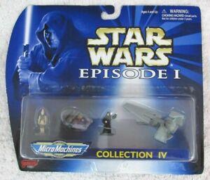 Micro Machines Star Wars Episode I Collection IV 66500 Ki-Adi-Mundi 1998 Galoob