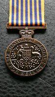 Collectable National Medal For Service Award War Medal