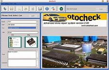 SoftWare Otocheck 2.0 Repair Immobilizer Reset Delete Decode Erase Immo System