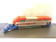 Siku 4013 Mack Hauber US Truck con autostrada Ponte ponte stradale CAMION